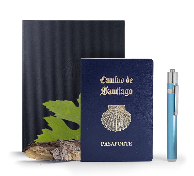 Pasaporte del Camino de Santiago